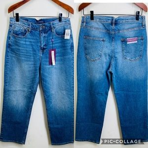 ‼️VIGOSS HIGH RISE RELAXED STRAIGHT JEANS